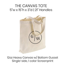 The Canvas Tote