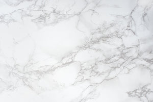 giftwell white marble brand sticker