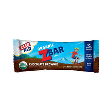 CLIF Kid ZBar, Chocolate Brownie