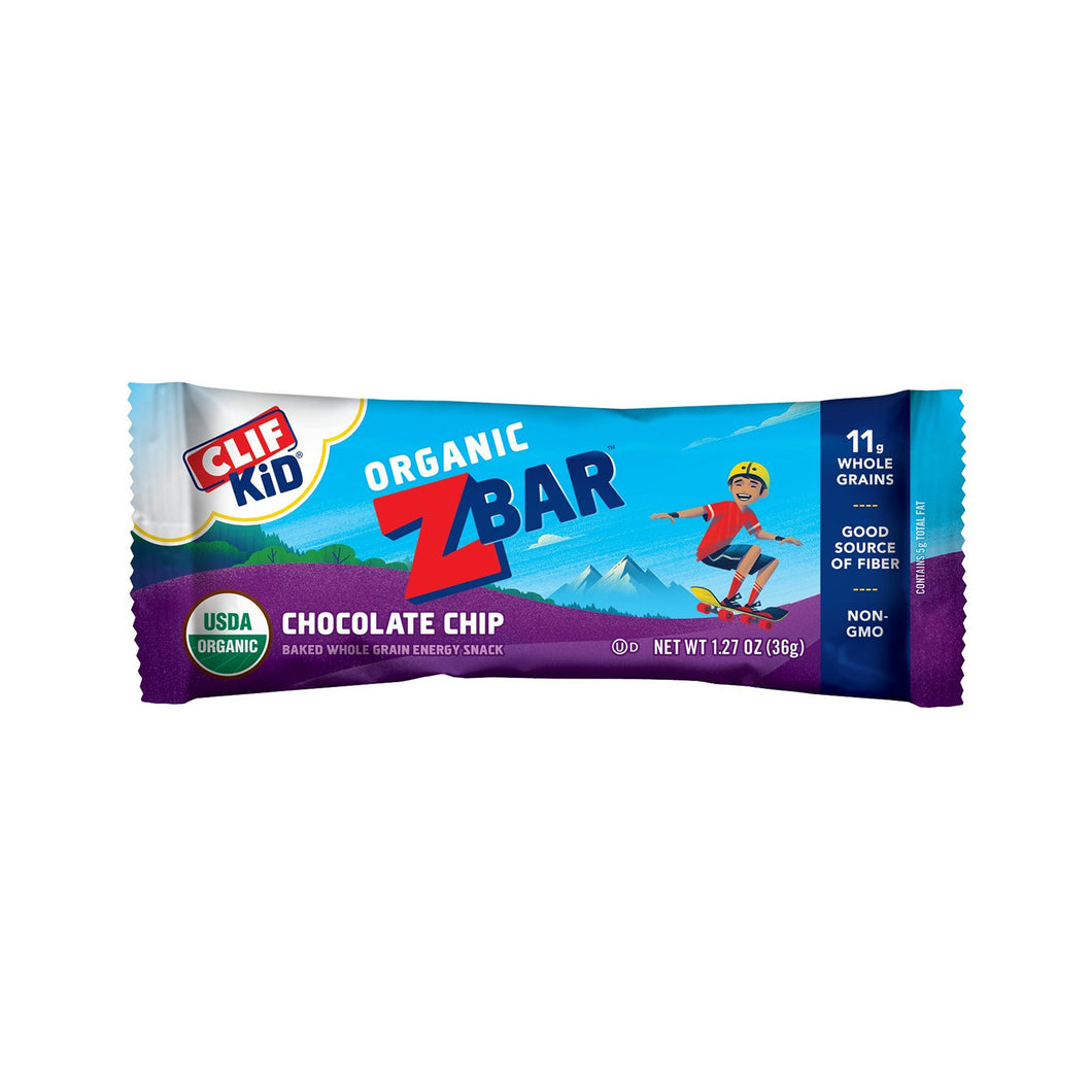 CLIF Kid ZBar, Chocolate Chip