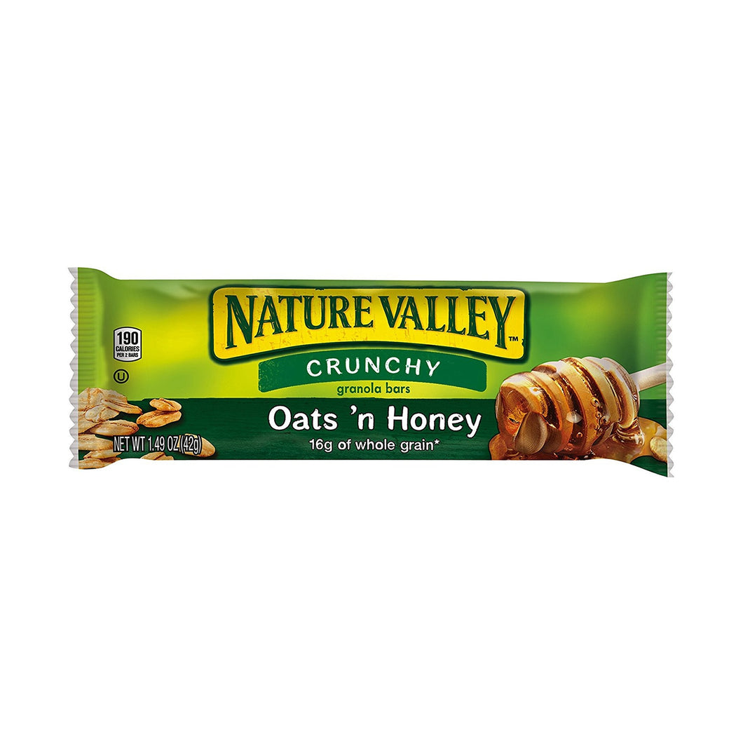Nature Valley, Crunchy Oats 'n Honey