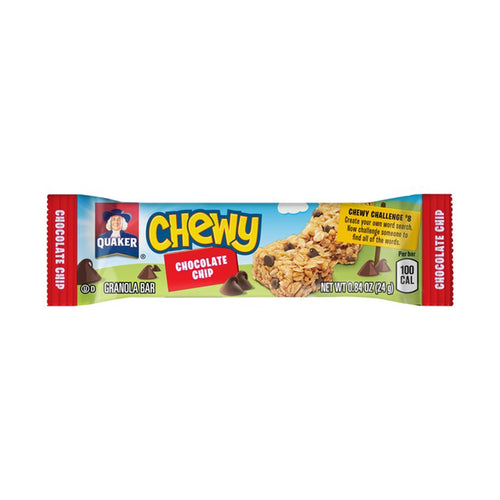 Quaker Chewy, Chocolate Chip
