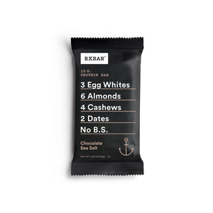RXBAR, Chocolate Sea Salt