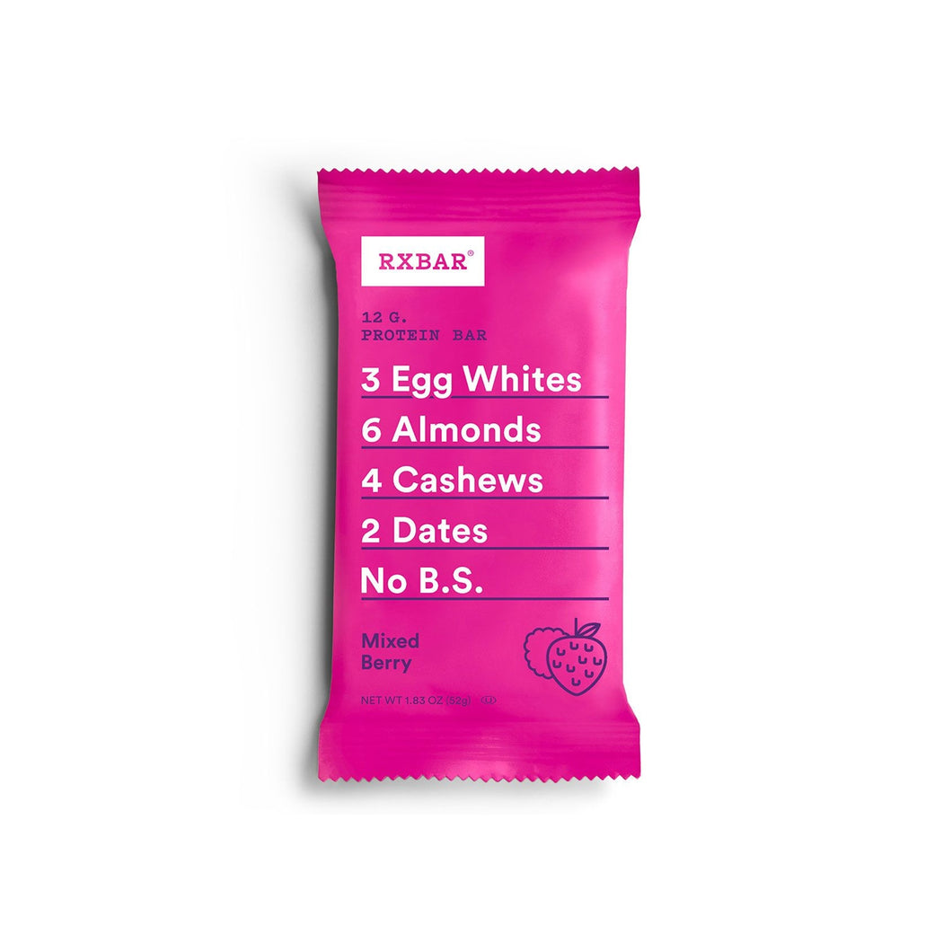 RXBAR, Mixed Berry