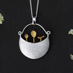 My Little Garden Pendant - LUSTROUSOLOGY