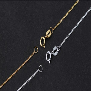 Classic Easy Match Necklace Chain - LUSTROUSOLOGY