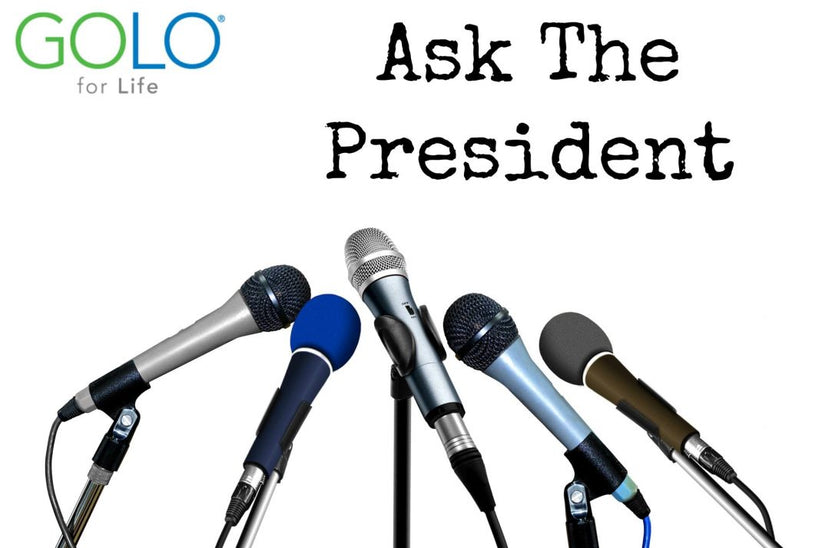 Ask the President