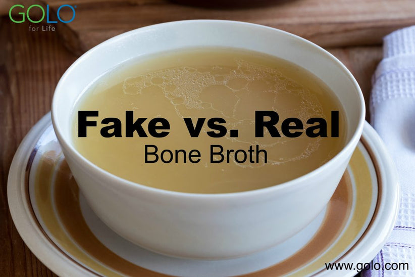 Real vs. Fake Bone Broth