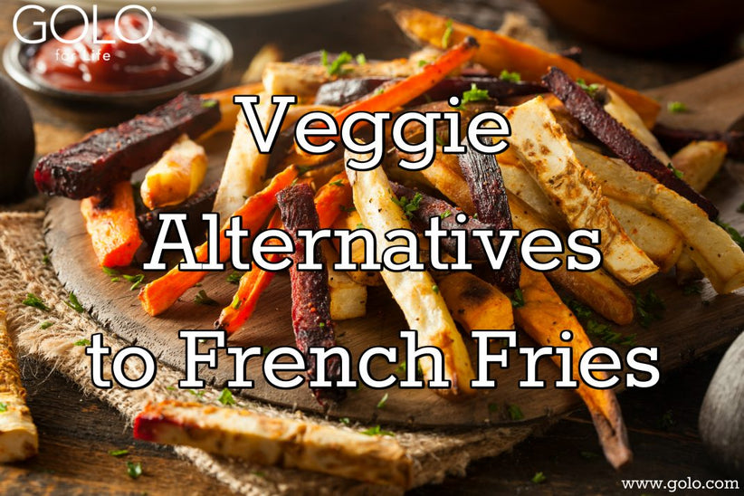 Veggie Alternatives to French Fries