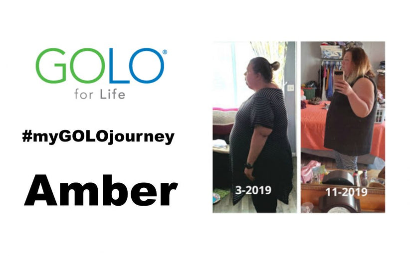Guest Blog- My GOLO Journey