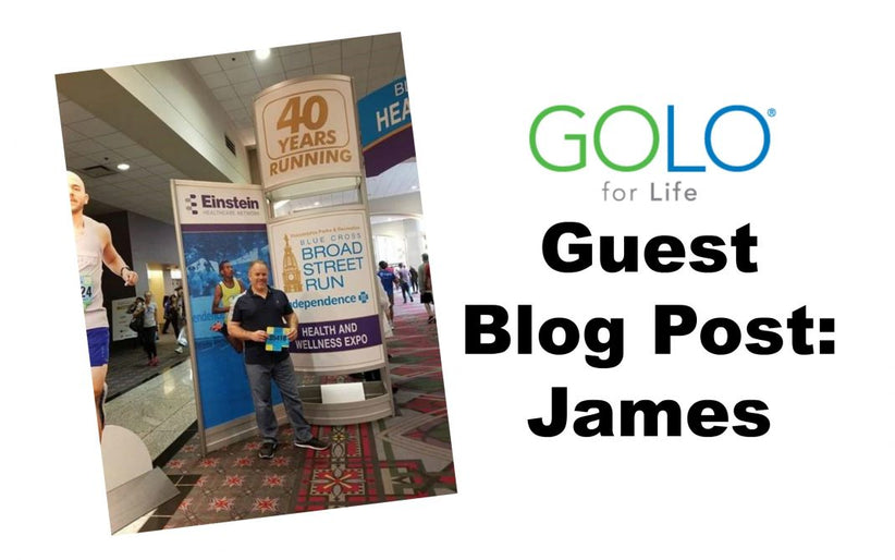 GOLO Guest Post: James