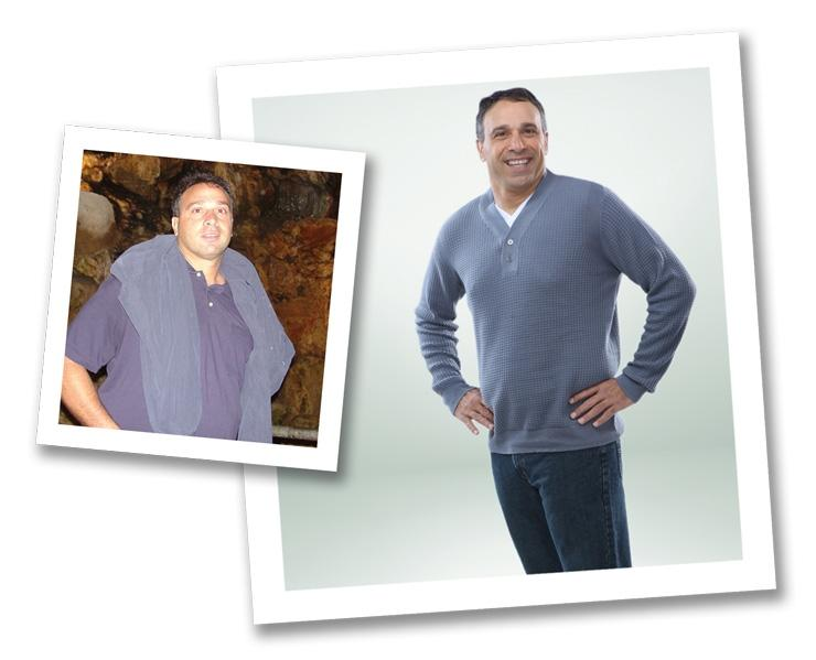 Ron lost 65 lbs. with GOLO