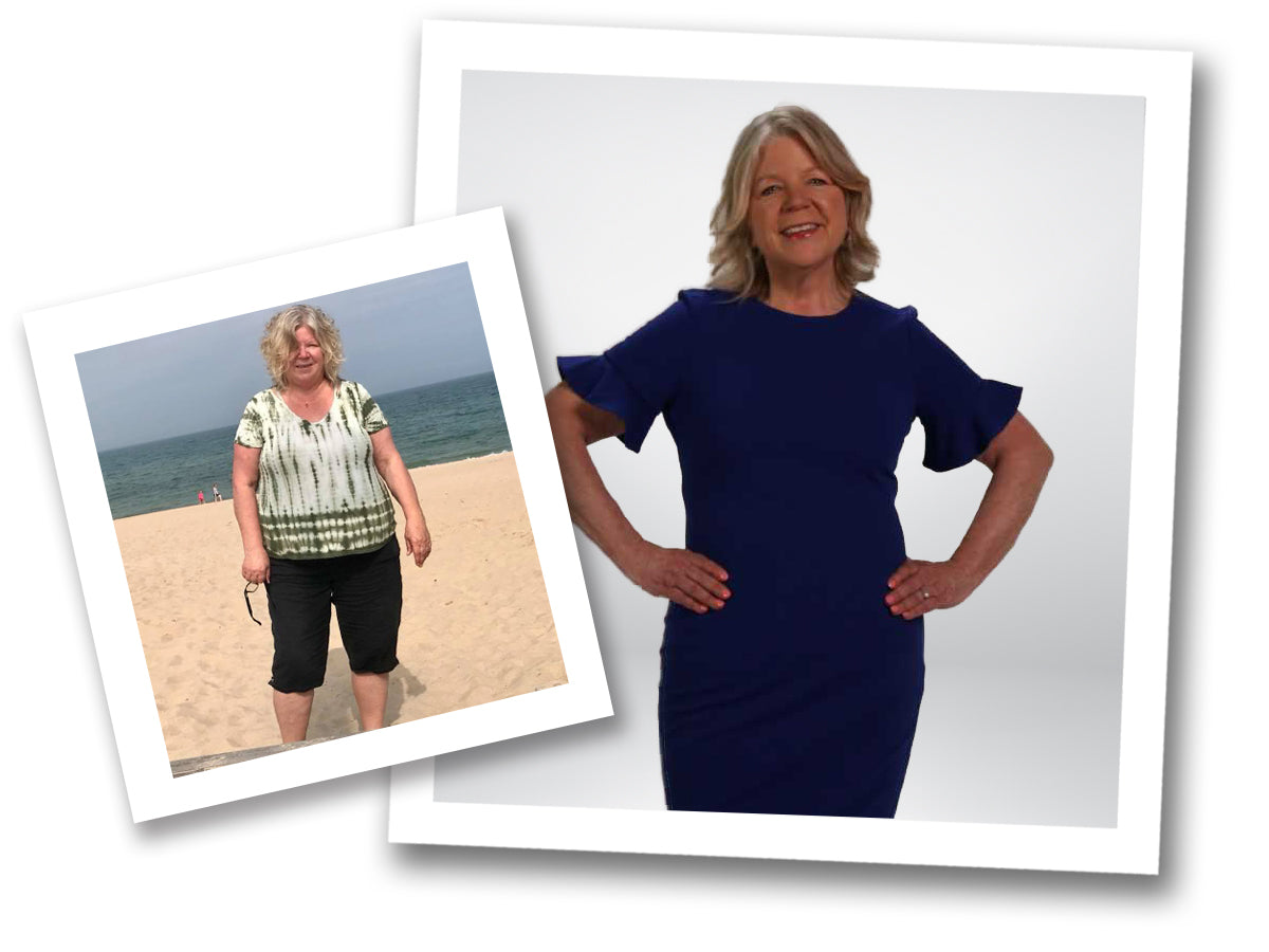 Dawn lost 75 lbs. with GOLO