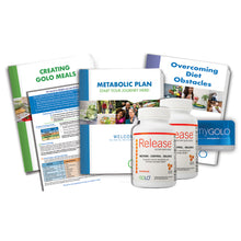 Load image into Gallery viewer, GOLO for Life Plan w/FREE Overcoming Diet Obstacles (Walmart)