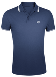 "Polo ""CASUAL NAVY/WHITE MEN"""