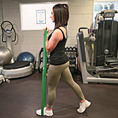 Resistance Band Workout For Busy Mums
