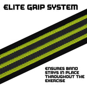 Elite Grip System on Teknifit Elite Glute Band - Teknifit - teknifit.store