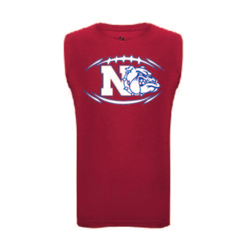 Badger PRO-COMPRESSION SLEEVELESS CREW