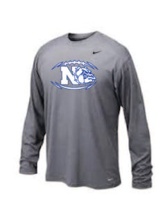 Nike Legend Long Sleeve Dark Gray