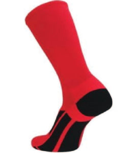 TCK Performance Socks Red