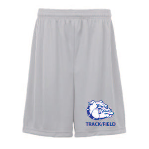 Badger 7 Inch inseam 100% poly Shorts