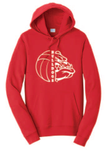 Port & Company® Fan Favorite™ Fleece Pullover Hooded Sweatshirt