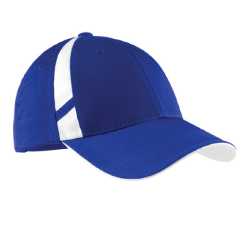 Pi STEM | Dry Zone Hat | Royal/White