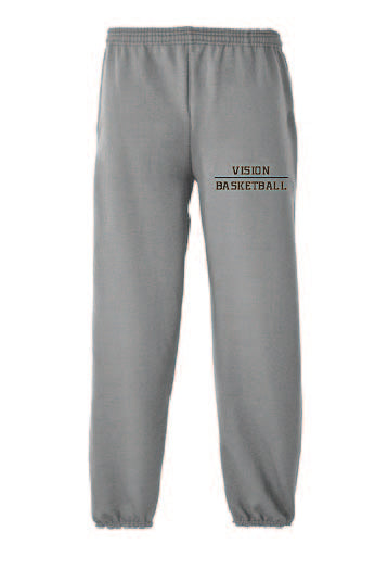 50/50 Pocketed Sweat Pants