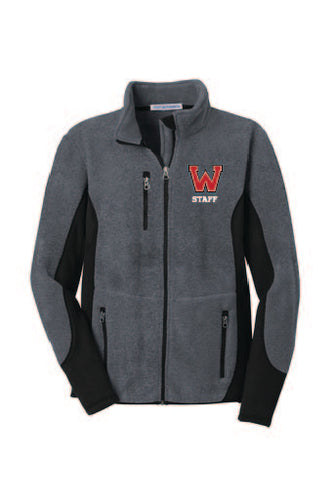 Port Authority® R-Tek® Pro Fleece Full-Zip Jacket