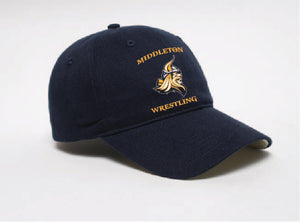 pacific headwear ladies hat (Navy)