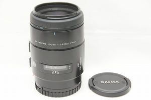 訳あり品 MINOLTA ミノルタ AF 100mm F2.8 MACRO NEW (Second version) SONY ソニー αマウント 200626g
