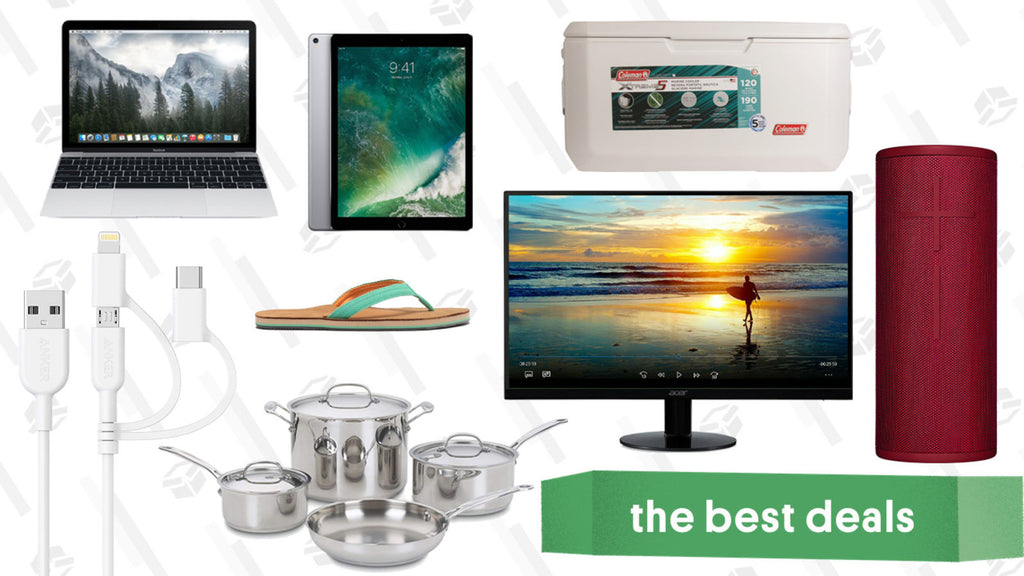 Wednesday's Best Deals: Butcher Box Wings, Clear the Rack, Macbooks, iPad Pros, and More