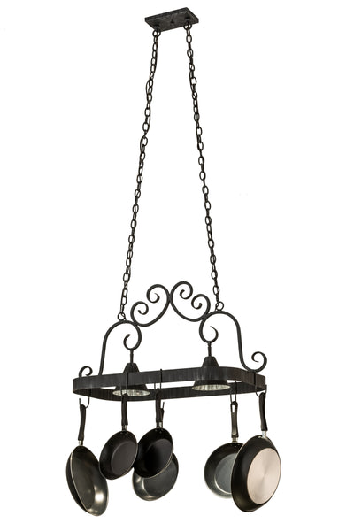 "32""L Elana 2 LT Pot Rack Model 166119"