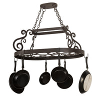 "38"" Long Neo Pot Rack Model 197433"