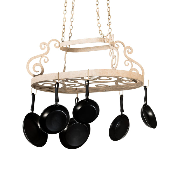 "38""L Neo Pot Rack Model 194373"