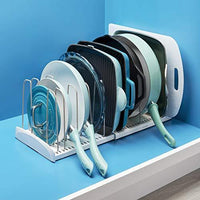 Advutils Adjustable Cookware Rack