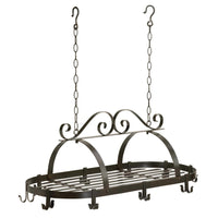 Hanging Pot Holder-US kitchen organization