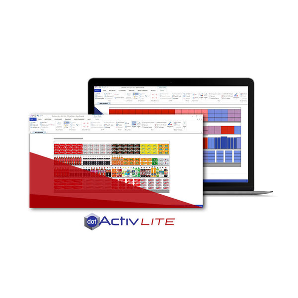 DotActiv Lite - Planogram Software