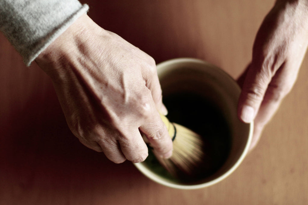 5 steps for making a perfect matcha