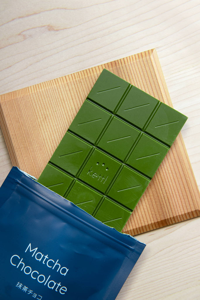 The story behind Kettl's famous Matcha Chocolate