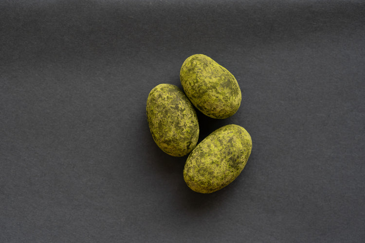 Matcha Covered Almonds, 80g Pack (LIMITED)