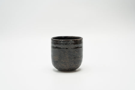 Textured Dark Tall Cup #1