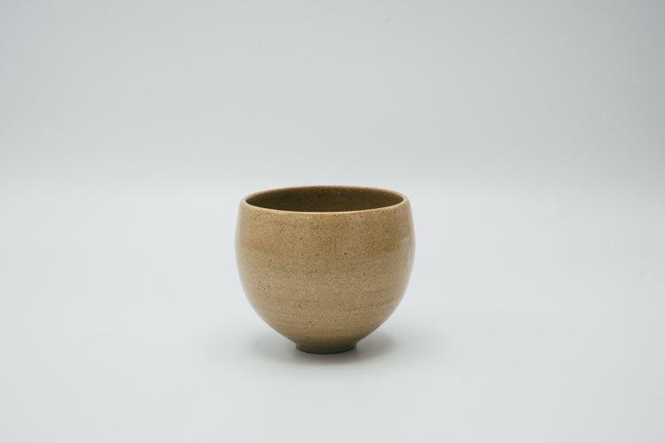 Earth Tone Footed Cup