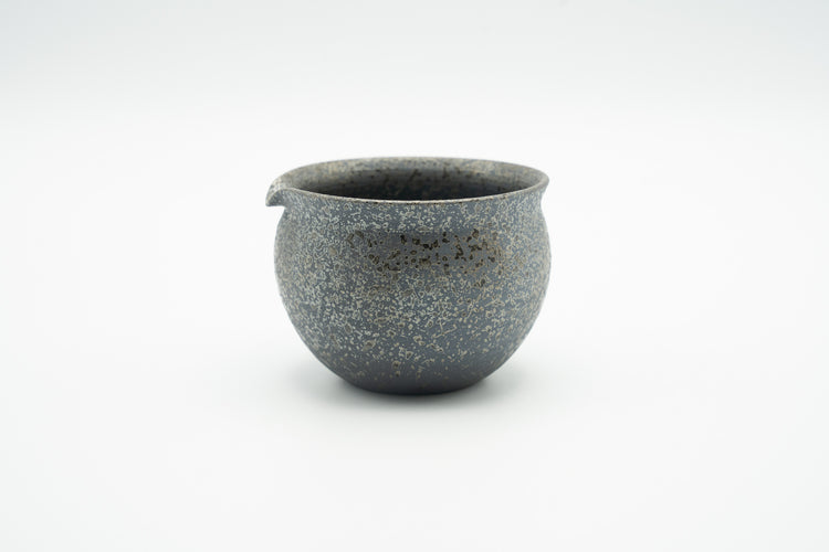 Gray Speckled Yuzamashi Serving Pitcher