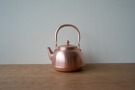 Copper Stovetop Kettle