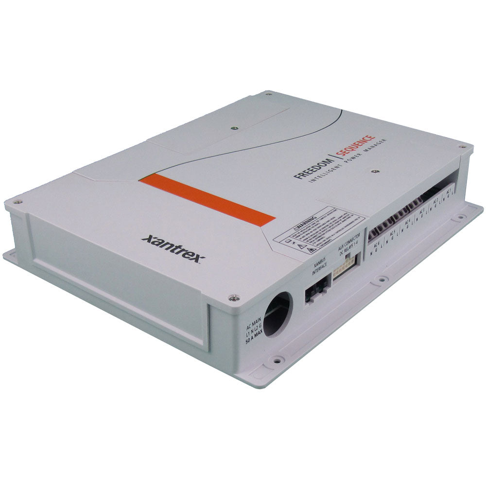 Xantrex Freedom Sequence Intelligent Power Manager - Requires SCP [809-0913] Xantrex 715535909130 Payson Marine