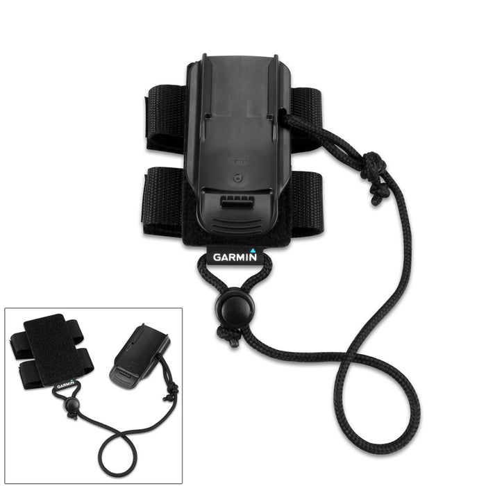 Garmin Backpack Tether f-Dakota 10 & 20, eTrex 10, 20 & 30, GPSMAP 64 Series, Oregon Series [010-11855-00] Garmin 753759990138 Payson Marine