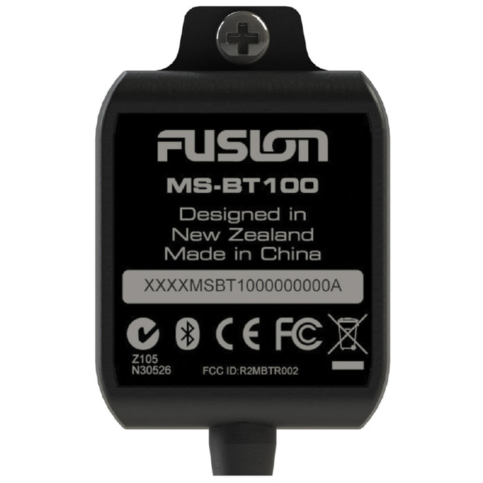 FUSION MS-BT100 Bluetooth Dongle [MS-BT100] FUSION 9419523302316 Payson Marine