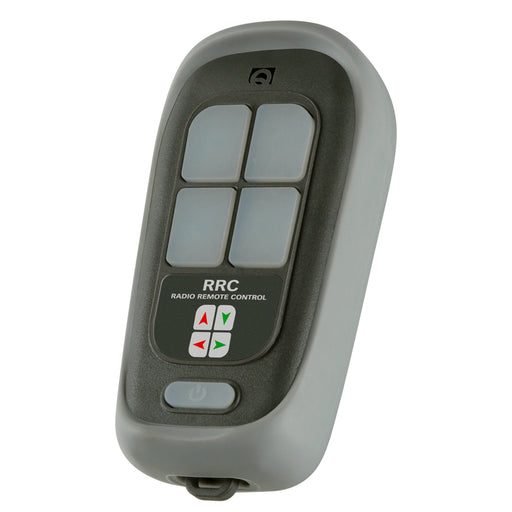Quick RRC H904 Radio Remote Control Hand Held Transmitter - 4 Button [FRRRCH904000A00] Quick 8057090094978 Payson Marine