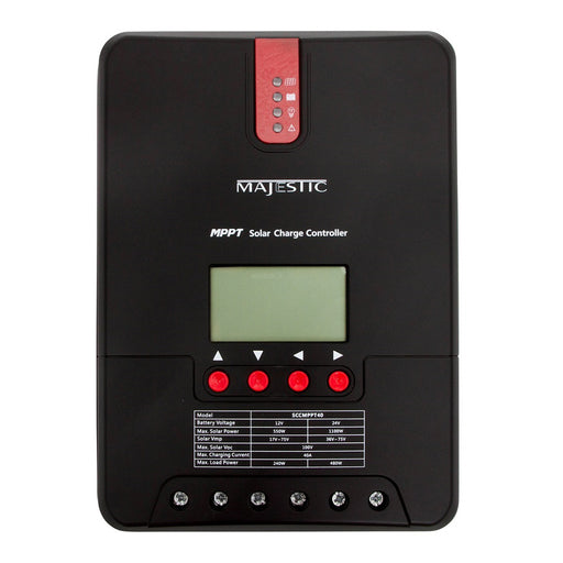 Majestic MPPT Solar Charge Controller - 40 Amp [SCCMPPT40] Majestic Global USA 854273002854 Payson Marine